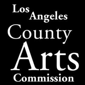 Logo LA County arts commission